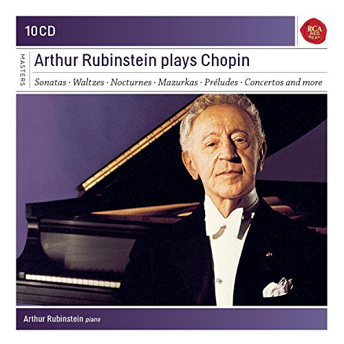 - Arthur Rubinstein plays Chopin