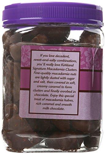 Kirkland Brand Milk Chocolate Macadamian Nut And Salted Caramel