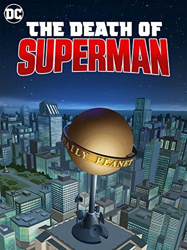DCU: The Death of Superman (Blu-ray/DVD/Digital)