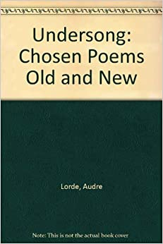 Book Undersong: Chosen Poems Old and New