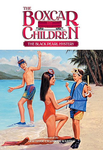 The Black Pearl Mystery (The Boxcar Children Mysteries) (Black Pearl Hawaii)