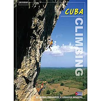 Quickdraw Publications Cuba Climbing - 2nd Edition Paperback Books & videos
