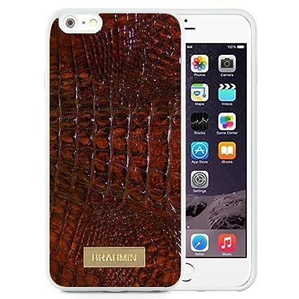 buy popular e3927 f82e7 Brahmin 01 White iPhone 7 Plus 5.5 inch Screen TPU Phone Case ...