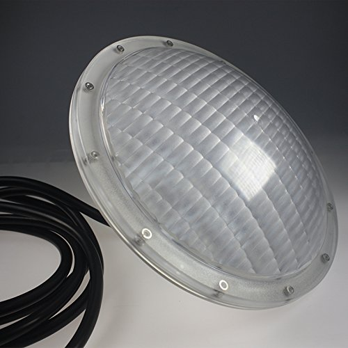 LED Poolbeleuchtung RGB Farbwechsel 18x 3W PAR56 5-polig DMX
