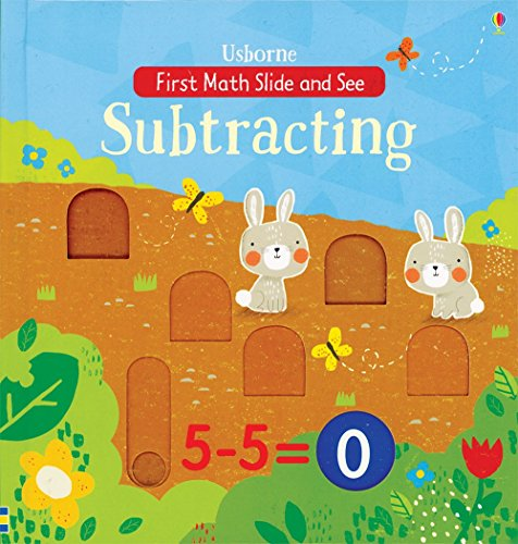 Subtraction (First Math Slide and See)