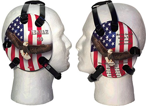 Isaiah 40 Wrestling Headgear by 4-Time All American