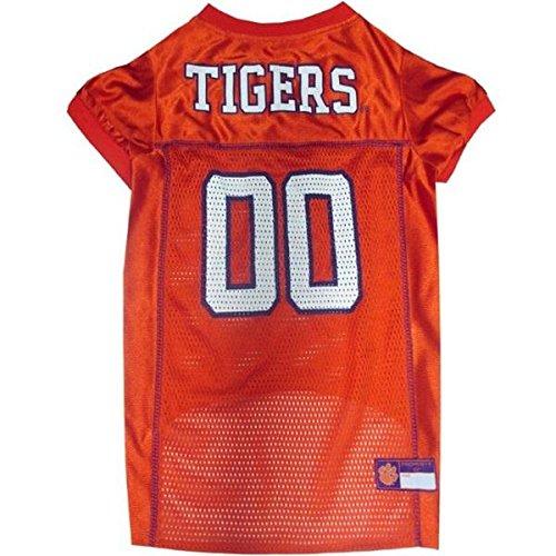 (Clemson Tigers Pet Jersey - Medium)