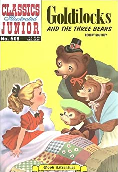 a summary of goldilocks and the three bears a story by robert southey This is a homemade book titled, the story of the three bears  in 1837 it was  published by robert southey in his collection of essays titled, the doctor  the  number three is a common theme in many fairy tales, but more.