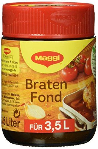 Maggi Bratenfond Classic, 6er Pack (6 x 126 g)