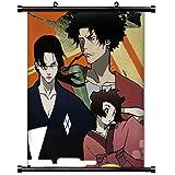 "Samurai Champloo Anime Fabric Wall Scroll Poster (16"" X 21"") Inches"