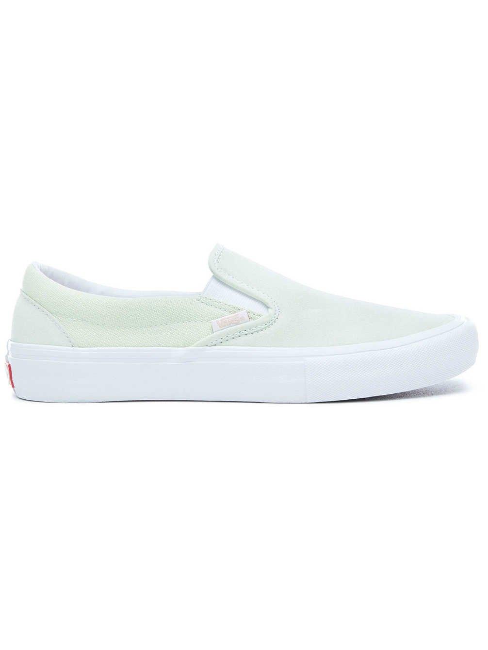 972be6f5658 Galleon - Vans Classic Slip On Ambrosia White Men s Classic Skate Shoes Size  10