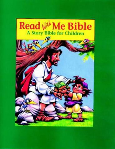 Read with Me Bible: A Story Bible for Children