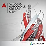 AutoCAD LT 2016 for Mac Subscription| With Advanced Support