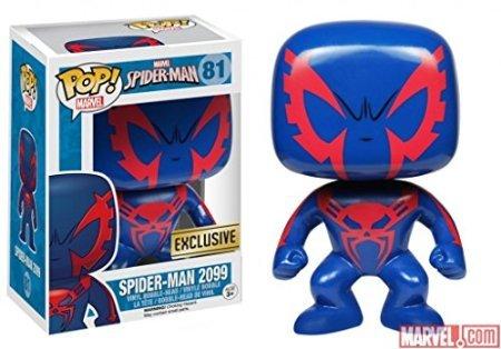 Funko Pop! Marvel Spider Man 2099 Exclusivo !!!