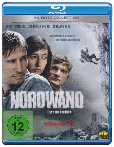 Nordwand [Alemania] [Blu-ray]