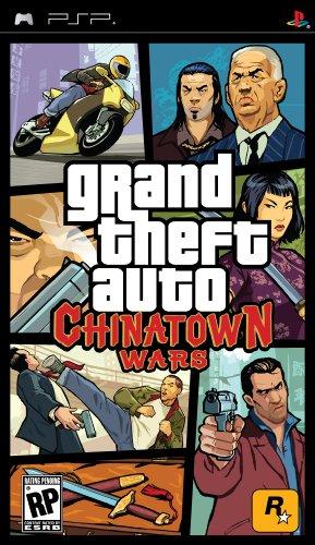 Grand Theft Auto: Chinatown Wars (PSP) (Wars Psp Chinatown)