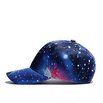 FHSOHG Cool Booty Space Star Graffiti Impreso Starry Sky Gorras de ...