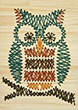 Dimensions Crafts 72-74210 Yarn Art Owl