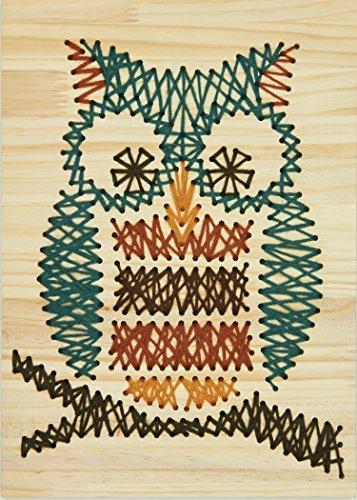Dimensions Crafts 72-74210 Yarn Art Owl by Dimensions Crafts