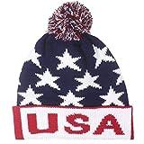 Red White Blue Patriotic USA American Fl...