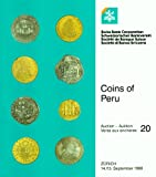 Coins of Peru: Auction 20, 14./15. September 1988