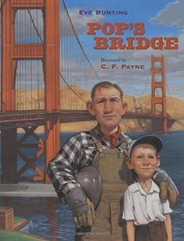 Pop's Bridge 0152047735 Book Cover