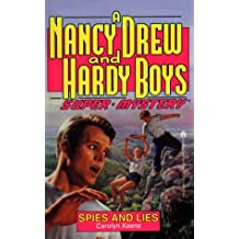 SPIES AND LIES (NANCY DREW HARDY BOY SUPERMYSTERY )