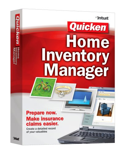 Intuit 404164 Quicken Inventory Manager