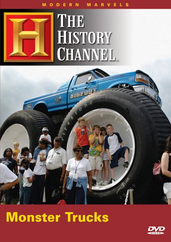 Modern Marvels - Monster Trucks (History Channel) (A&E DVD Archives) by A&E