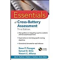 Essentials of Cross-battery Assessment, Third Edition