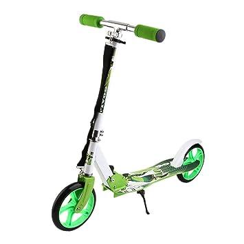 2 Patinete Homgrace Plegable Scooter Ruedas Altura Con RpRtdq1w