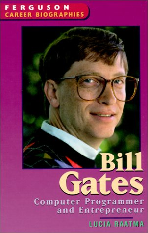 Amazon com: Bill Gates: Computer Programmer and Entrepreneur