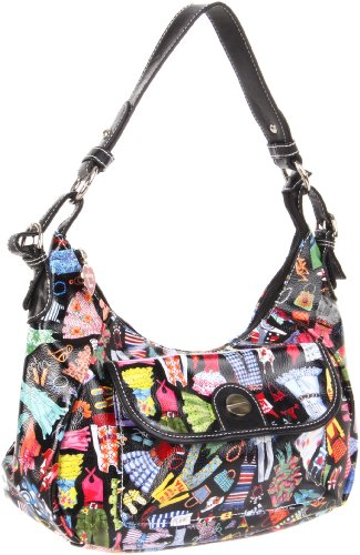 Sydney Love Wardrobe Hobo,Multi,One Size, Bags Central
