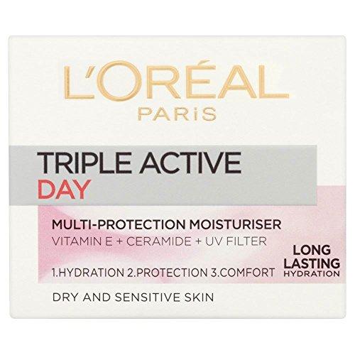 L'Oréal Paris Dermo-Expertise Triple Active Day Multi-Prote