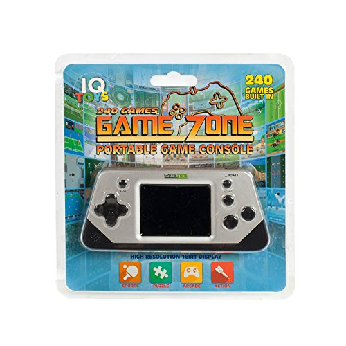 Game Zone Games portable game console