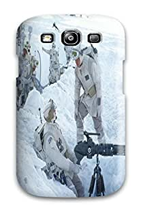 Premium Galaxy S3 Case - Protective Skin - High Quality For Star Wars Tv Show Entertainment