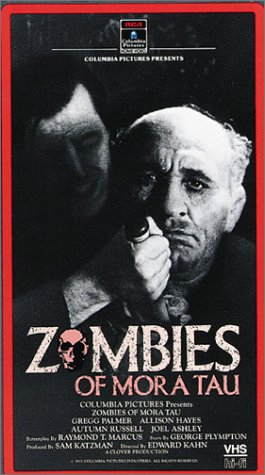 - Zombies of Mora Tau [VHS]
