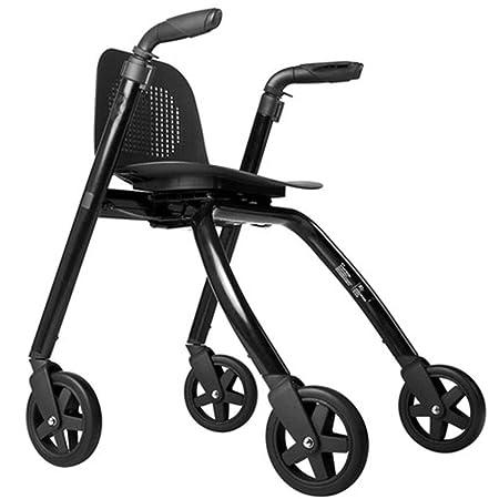 Accesorios para andadores con ruedas Walker Trolley De Cuatro ...