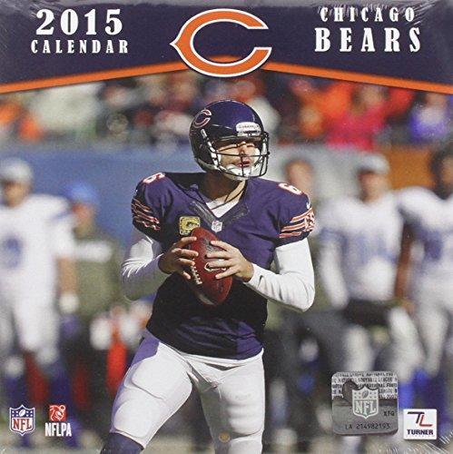 Chicago Bears 2015 Calendar