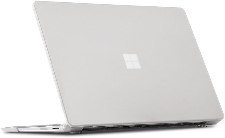 Cover Rigida Sottile Protettiva con Cavalletto Pieghevole per 15 Pollici Surface Laptop 3a Gen Grigio ProCase Custodia per Microsoft Surface Laptop 3 15 Pollici