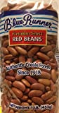 Blue Runner Premium Select Red Beans (3 Pack of 16 Ounce Bags-Dry Beans)