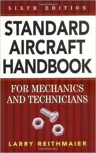 Standard aircraft handbook for mechanics and technicians larry standard aircraft handbook for mechanics and technicians 6th edition kindle edition fandeluxe Gallery