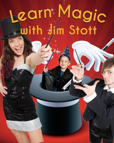 Learn Magic with Jim Stott by CreateSpace Independent Publishing Platform (Image #1)