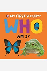 Who Am I?: My First Peekaboo Board book