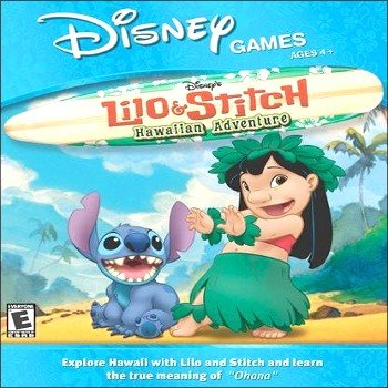 Lilo & Stitch Hawaiian Adventure (Windows XP / Macintosh) (Era Stitch)