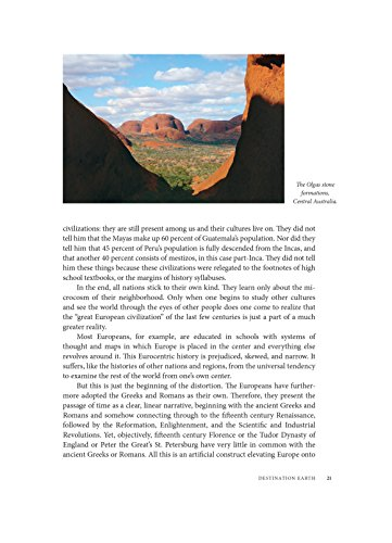 51FP8OB7ybL - Destination Earth: A New Philosophy of Travel by a World-Traveler