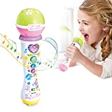 Samber Kids Music Karaoke Microphone Toys, Baby Educational Toys for Kids Toddler 3+