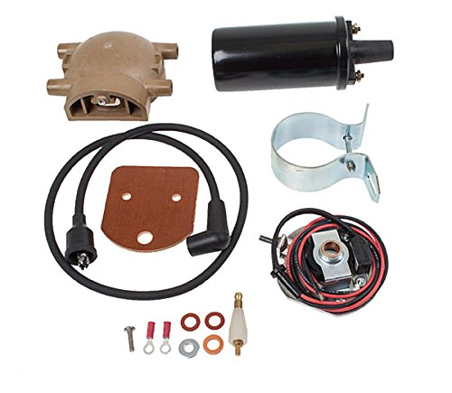 Ford 9n Distributor : Tisco ef fmec replacement part for ford n