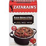 Zatarain's Black Bean & Rice, 7 Ounce