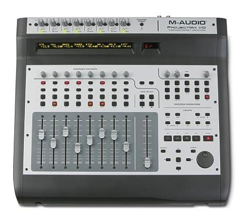 M-Audio ProjectMix IO Control Surface and Firewire Audio Interface (M Audio 18)